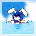 スク水バニーレイブン