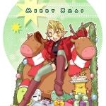2001年クリスマス